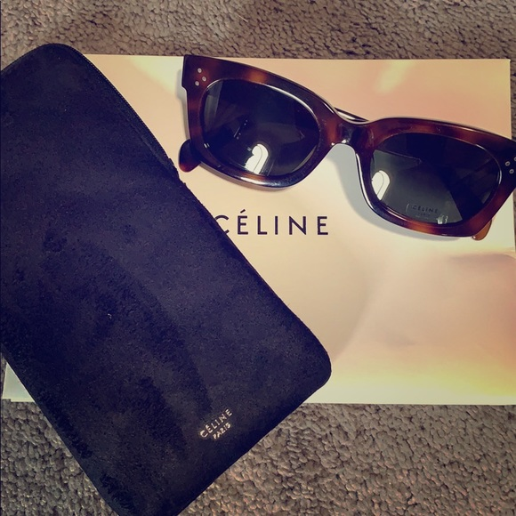 7845e183db3 Celine Accessories - Celine Sunglasses (new with soft case).